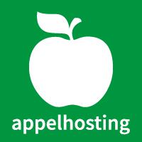 Appel Hosting Logo